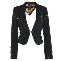 Dolce&Gabbana Black Evening Jacket