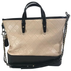Chanel 2017 Large Gabrielle Shopping Tote