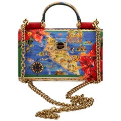 New Dolce & Gabbana Von Bag Aruba Limited Edition Crossbody Bag