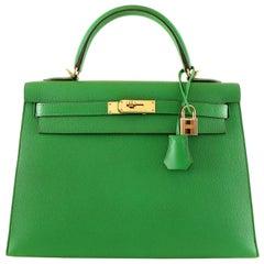 Hermès Bambou Epsom 32cm Kelly Bag