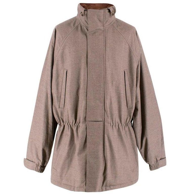 Loro Piana 'Icer' Sport Jacket XXL For Sale
