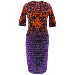 Missoni Multi-Coloured Stretch Knit Dress  US 0-2
