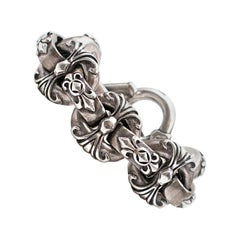 Crazy Pig Sterling Silver Celtic Bracelet