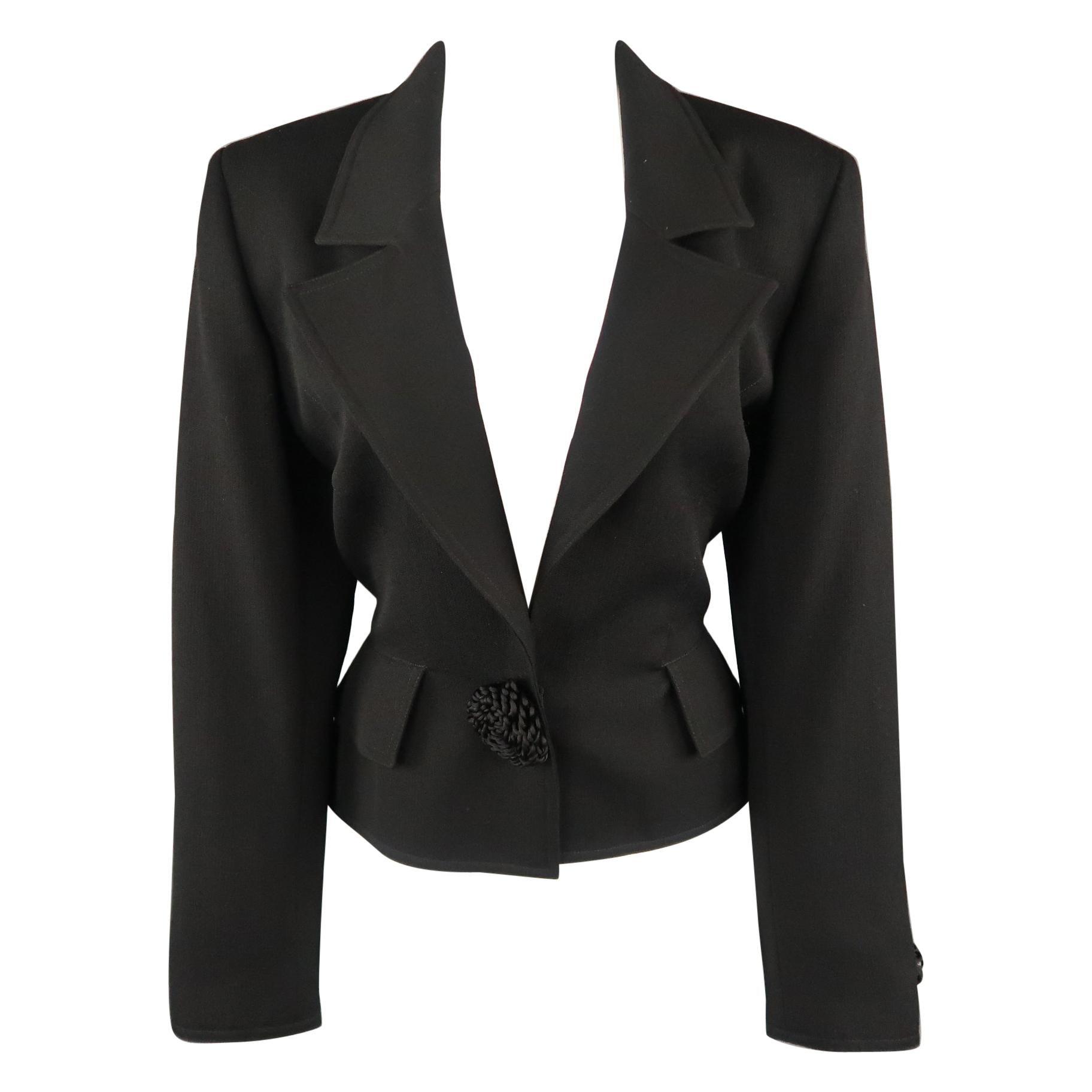 4c69b9324574 Vintage Valentino Jackets - 114 For Sale at 1stdibs