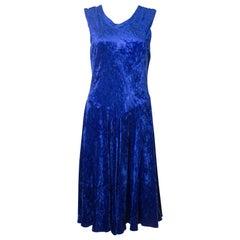 Vintage Velvet Dress by Jinty