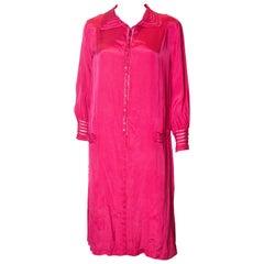 Vintage 1920s Pink Dress