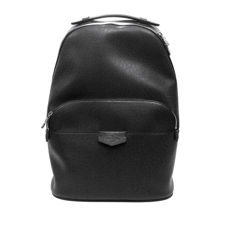 8b1c4bad0f43 Louis Vuitton Anton Taiga Leather Backpack For Sale at 1stdibs