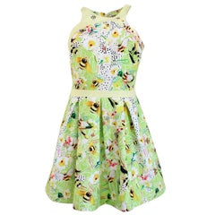 Piccione Piccione Bee Short Dress