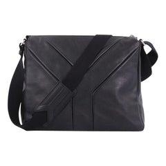 Saint Laurent Easy Y Messenger Bag Leather