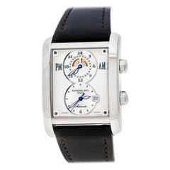 Raymond Weil  White Stainless Steel Don Giovanni 2888 Men's Wristwatch 35mm