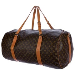 Louis Vuitton Keepall Monogram Sac Polochon 70 869077 Brown Weekend/Travel Bag