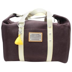 Louis Vuitton Sac  (Limited) Ultra Rare Lv Cup Antigua 868996 Weekend/Travel Bag