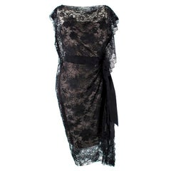 Lanvin Lace Dress - Size US 4