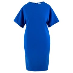 Balenciaga Blue Cocoon Dress US 4