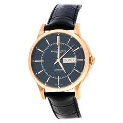 Bernhard H Mayer PVD Plated Stainless Steel Chronos-Rose  Men's Wristwatch 42mm
