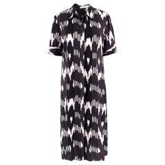 Altuzarra Silk Printed Midi Dress US 6