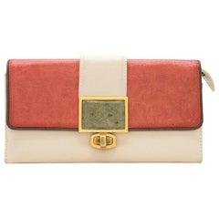 Balenciaga Vintage Colourblock Wallet