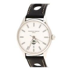Frederique Constant Dial Healey Noj 393 FC-303HS5B6 Men's Wristwatch 40 mm