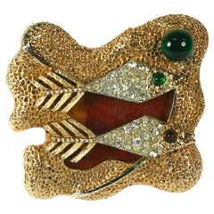 Vendome George Braques Series Brooch