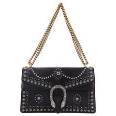 Gucci Dionysus Handbag Studded Leather Small