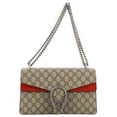 Gucci Dionysus Handbag GG Coated Canvas Medium