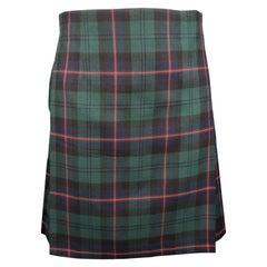 COMME des GARCONS HOMME PLUS XS Tartan Plaid Pleated Kilt Shorts