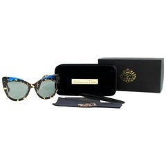 Catherine de' Medici Naomie cat eye sunglasses