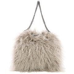 Stella McCartney Falabella Tote Faux Fur Large