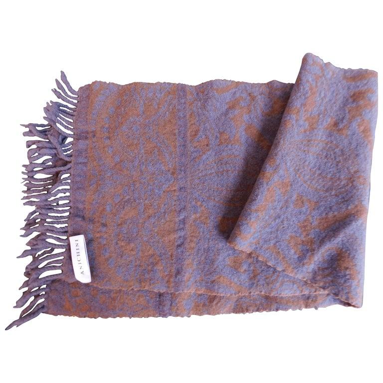 Anichini Wool Scarf For Sale