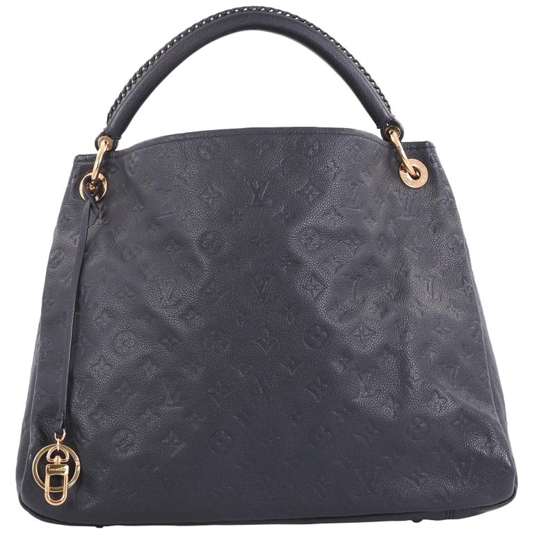 53effc67ead4 Louis Vuitton Artsy Handbag Monogram Empreinte Leather MM For Sale ...