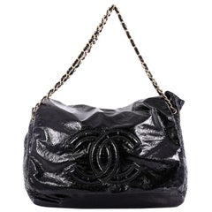 Chanel Rock and Chain Flap Bag Patent XL