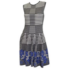 Alexander McQueen Fit and Flare Dress