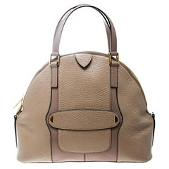 Marc Jacobs Dusty Pink Leather Bowery Sutton Satchel