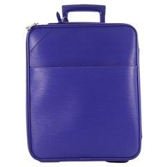 Louis Vuitton Pegase Luggage Epi Leather 45