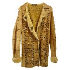 Dolce & Gabbana Shearling Coat / Jacket