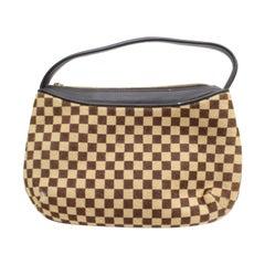 Louis Vuitton Accessoires Pochette Limited Edition Damier Sauvage Tigre 868307 B