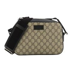 Gucci Camera Shoulder Bag GG Canvas Small