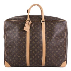 Louis Vuitton Sirius Handbag Monogram Canvas 55