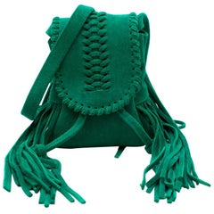 Green Crossbody Bags and Messenger Bags
