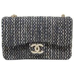 Chanel 2015 Tweed Westminster Flap Bag