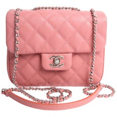 Chanel Urban Companion Bag - dusty pink