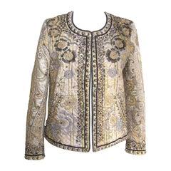 Isabel Marant Beige Jacket - Size 40