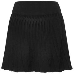 Antonio Berardi Pleated Mini Skirt