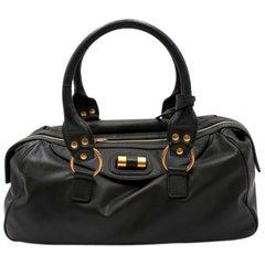 Saint Laurent Green Muse Bag
