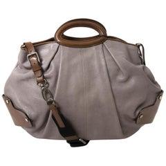 Marni Round Tophandle Shoulder Bag