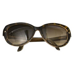 Dior Butterfly Tortoise Sunglasses