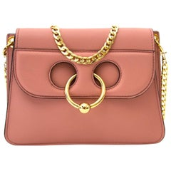 JW Anderson Mini Pierce Bag Dusty Rose