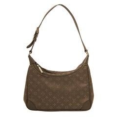Louis Vuitton Mini Monogram Satin Bag