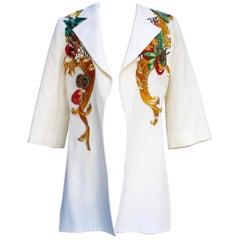 Christian Dior beautiful evening jacket, 1990's