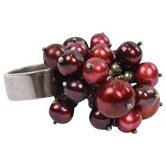 Red Fruit 81misa701 Ring